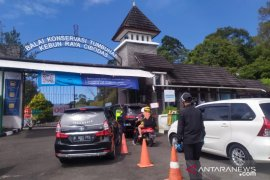 Kunjungan wisatawan ke Cianjur turun hingga 80 persen