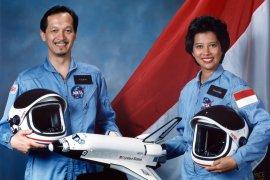 Batal ke antariksa, alasan astronaut Indonesia tidak ikut misi lainnya?