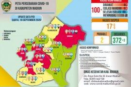 Pasien COVID-19  di Kabupaten Madiun tembus 100 orang