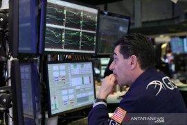 Indeks saham Wall Street melemah
