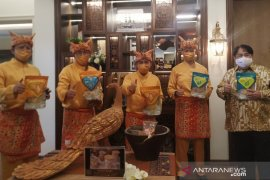 PT Timah membangun pusat kuliner 4,2 hektare di Desa Sekar Biru
