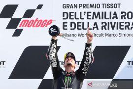 MotorGP, Vinales jawab keraguan dengan kemenangan perdana musim ini