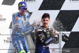 MotoGP: Vinales jawab keraguan dengan kemenangan perdana musim ini