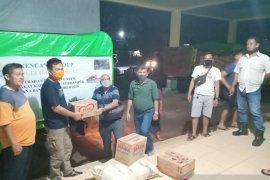 Perkebunan sawit Kencana Group bantu korban banjir Kapuas Hulu