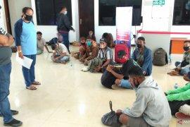 62 penumpang asal Pelabuhan Bau-Bau masuk Sorong tanpa izin