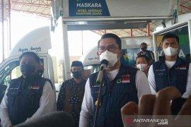 Gubernur Jawa Barat imbau warga yang sembuh dari COVID-19 donor plasma