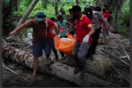 Opung Herta ditemukan tewas di dalam parit