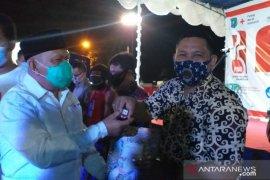 PMI Belitung berikan penghargaan kepada pendonor 50 kali