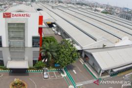 Daihatsu batasi karyawan masuk kantor selama PSBB Jakarta