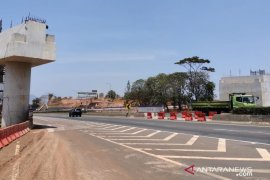 Jasa Marga rekayasa lalu lintas Tol Cipularang selama pemasangan girder