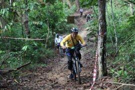 Hutan Kota Jambi dilengkapi trek MTB sepanjang 3 kilometer