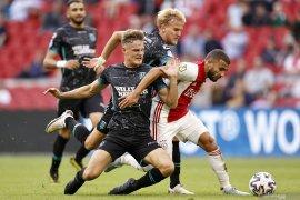 Liga belanda: Ajax lumat Waalwijk tiga gol tanpa balas