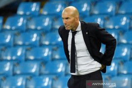 Lini serang tumpul, Pelatih Real Madrid  Zidane bela keputusannya tidak turunkan Luka Jovic