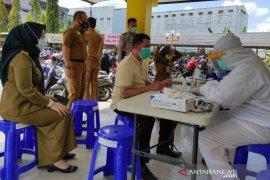 Jasa Raharja gelar rapid test gratis di Samsat Banjarmasin