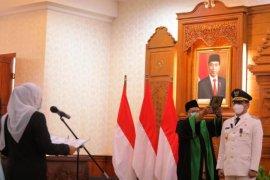 Raharto Teno dilantik sebagai Wali Kota Pasuruan