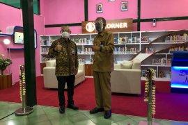 BI Corner kedua buka di Pevita Yogyakarta
