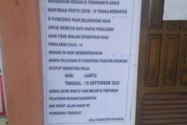 Tiga Puskesmas di Kabupaten Paser Tutup Akibat COVID-19