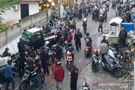 Polisi tangkap sopir angkot penganiaya warga