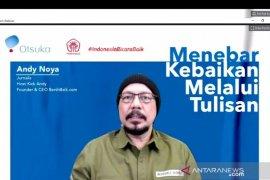 Andy Noya: Jurnalis tidak hanya sebatas penyampai informasi