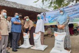 41 ribu lebih keluarga di Aceh Utara terima bansos beras