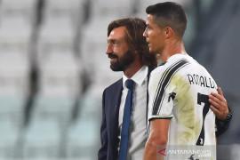 Cristiano Ronaldo positif terinfeksi virus COVID-19