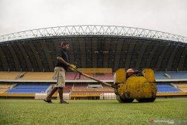 Perawatan Rumput Stadion Gelora Sriwijaya Jakabaring Page 3 Small