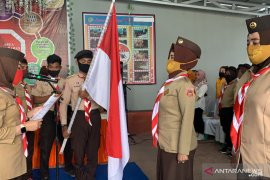 Fory Naway: Lapas Perempuan Gorontalo aktif kegiatan Pramuka