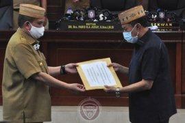 DPRD Gorontalo terima ranperda disiplin protokol kesehatan
