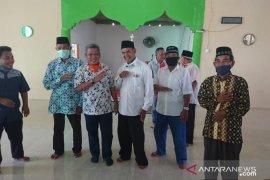 Bupati Kubu Raya  minta pengurus masjid sosialisasikan protokol kesehatan