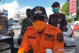 Gugus Tugas COVID-19 Belitung sarankan penggunaan masker scuba secara berlapis