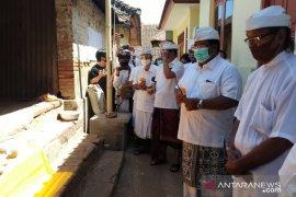 Bupati Buleleng letakkan batu pertama memulai restorasi rumah ibunda Bung Karno