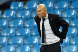 Real Madrid dipermalukan Cadiz, Zidane tak mau cari alasan