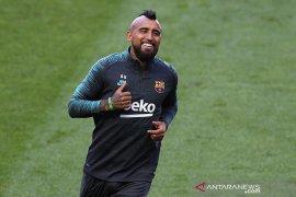 Arturo Vidal telah mengucapkan perpisahan kepada para penggemar Barcelona