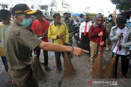 Hari ini, warga Padang terinfeksi COVID-19 bertambah 108 orang