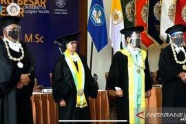 Prof Tjut Sugandawaty dikukuh jadi guru besar, Pemko Sabang ucap selamat