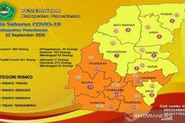 Pasien sembh dari COVID-19 di Pamekasan capai 274 orang