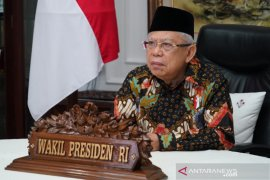 Wapres Ma'ruf dorong perluasan metode kuliah daring di Indonesia
