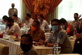 Kacab Jasa Raharja Banten hadiri syukuran Hari Lantas ke-65