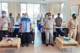 Jasa Raharja dan KSOP Khusus Batam gelar basic safety trainning
