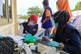 Jamin kesehatan pengungsi Rohingya, IOM dan PMI Lhokseumawe lakukan cek kesehatan