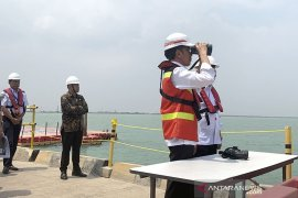 Pelabuhan Patimban siap beroperasi Desember
