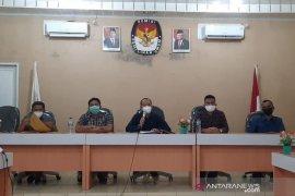 KPU  Labuhanbatu tetapkan lima paslon