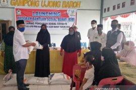 10.270 KK warga miskin penerima PKH di Aceh Barat terima bantuan beras dari pemerintah