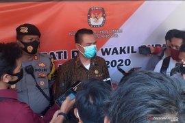 KPU tetapkan dua Paslon Bupati dan Wakil Bupati Serang