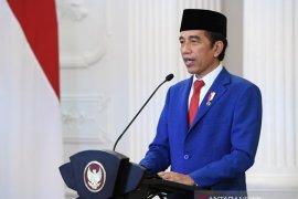Presiden Jokowi tegaskan pentingnya kesetaraan akses vaksin COVID-19 di Sidang PBB