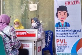 Kerja sama tingkatkan pelayanan, Ombudsman Sumbar buka layanan di Kantor BPJS Kesehatan Padang