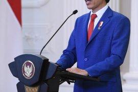Presiden Jokowi mengingatkan peran PBB pada Sidang Majelis Umum ke-75 PBB