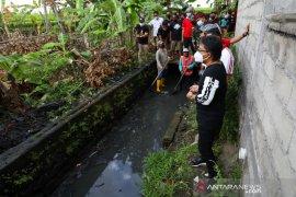 Pemkab Badung minta masyarakat jaga kebersihan aliran sungai