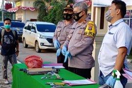 Polisi Mesuji masih kejar empat pelaku pencurian sarang burung walet Page 2 Small