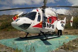 Helikopter BNPB jemput sampel pemeriksaan COVID-19 di daerah terpencil